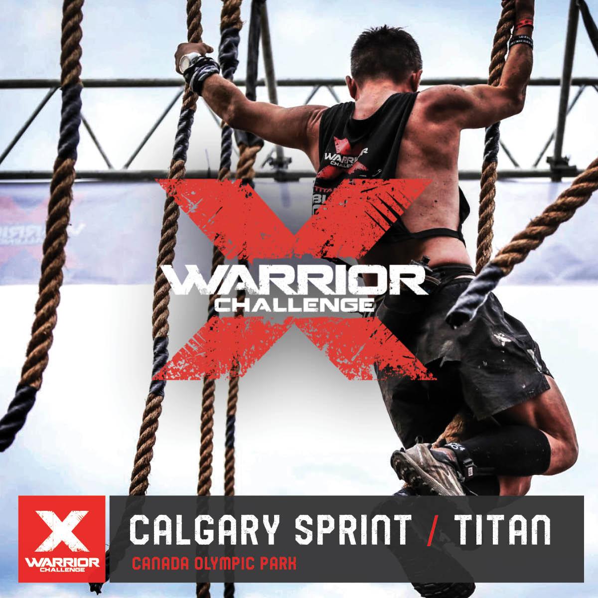 Calgary X-Warrior